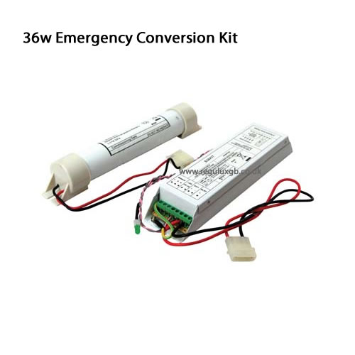 Emergency lighting - 36w Emergency Conversion Kit