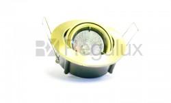 DLLRT02 Diecast Lock Ring Tilting Downlight MR11