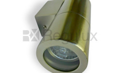 TERRIER 1 Single Fixed Wall Spotlight Hi Grade Stainless Steel Body