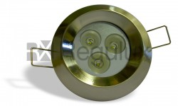 DLC001 Removable Facia Downlight From The Design Range