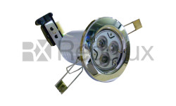 DLGZ Fixed Downlight Aluminium