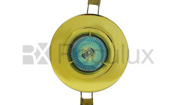 Fixed Diecast Aluminium Fire Rated Downlight in GU10