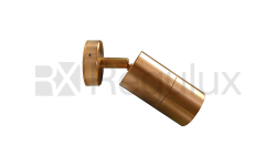 KESTRAL - Adjustable Wall Spotlight Copper