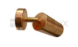 KESTRAL - Adjustable Wall Spotlight Copper