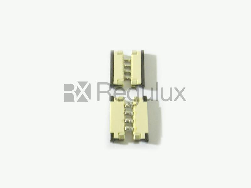 Flexible Ribbon LED Strip - RGB IP67 Connector